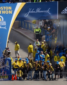 Choosing Your Response to the Boston Marathon Bombing